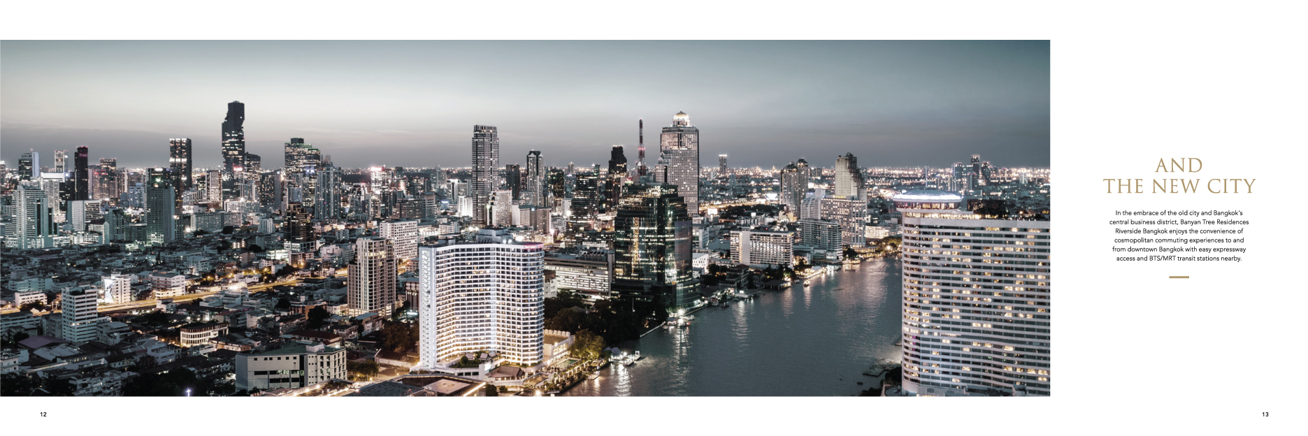 Banyan Tree Residences Riverside Bangkok Brochure 8