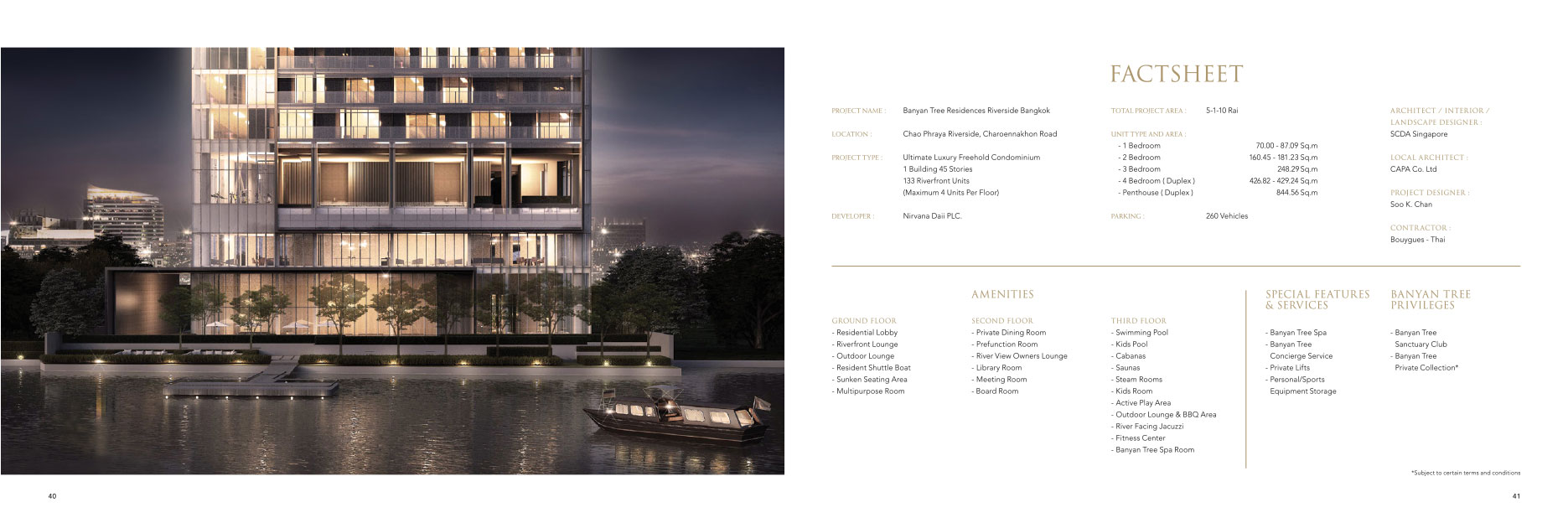 Banyan Tree Residences Riverside Bangkok Brochure 28