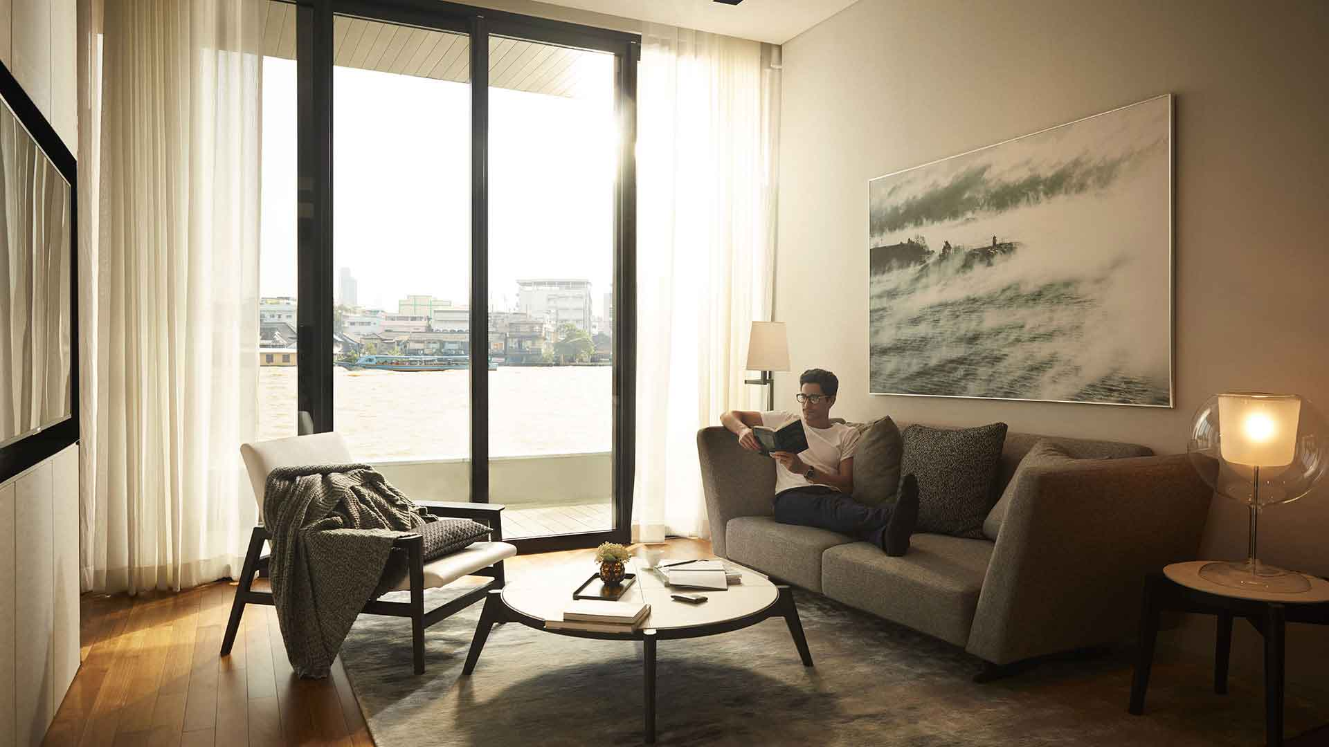 Banyan Tree Residences Riverside Bangkok Facilities 7