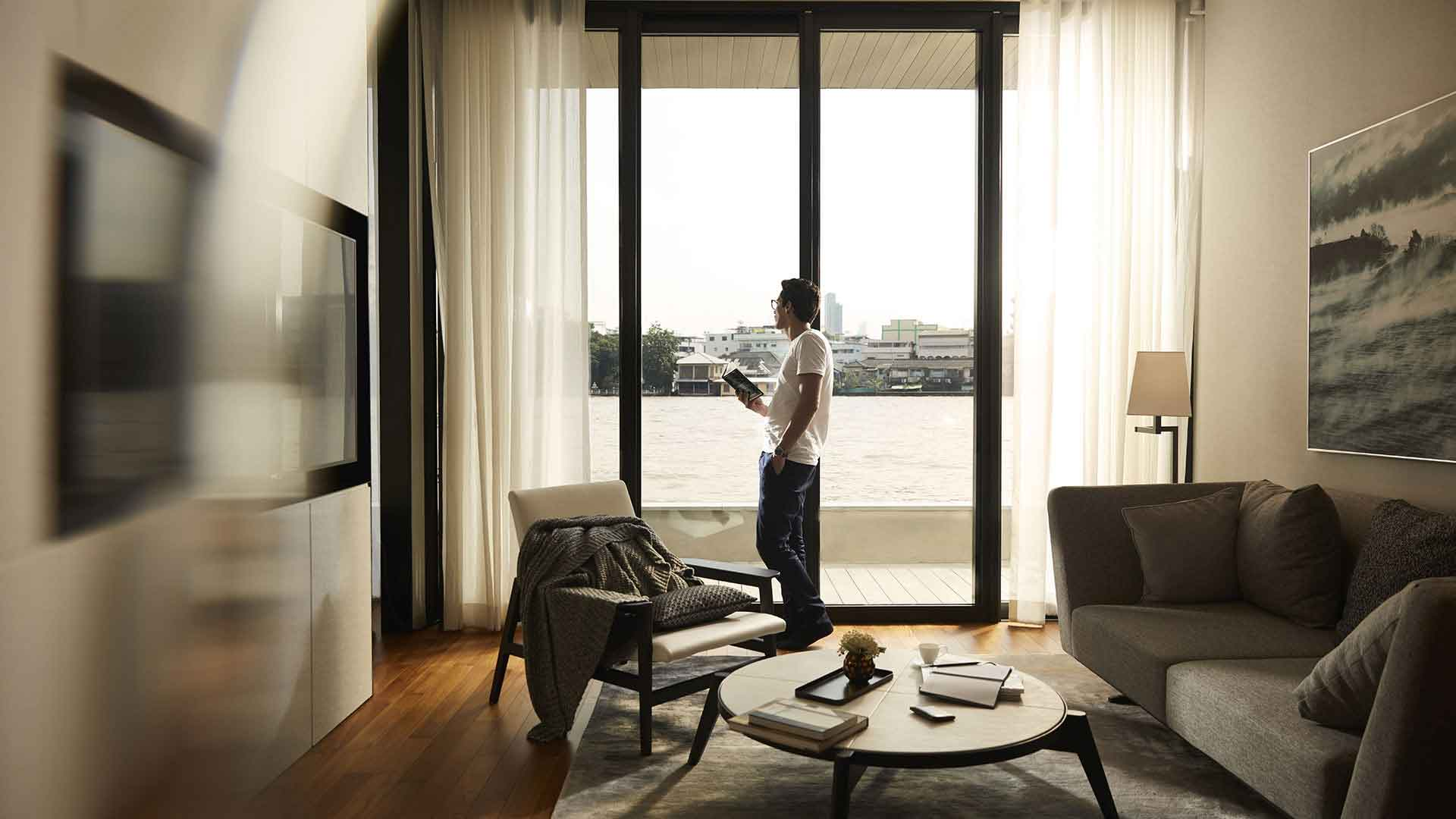 Banyan Tree Residences Riverside Bangkok Facilities 6