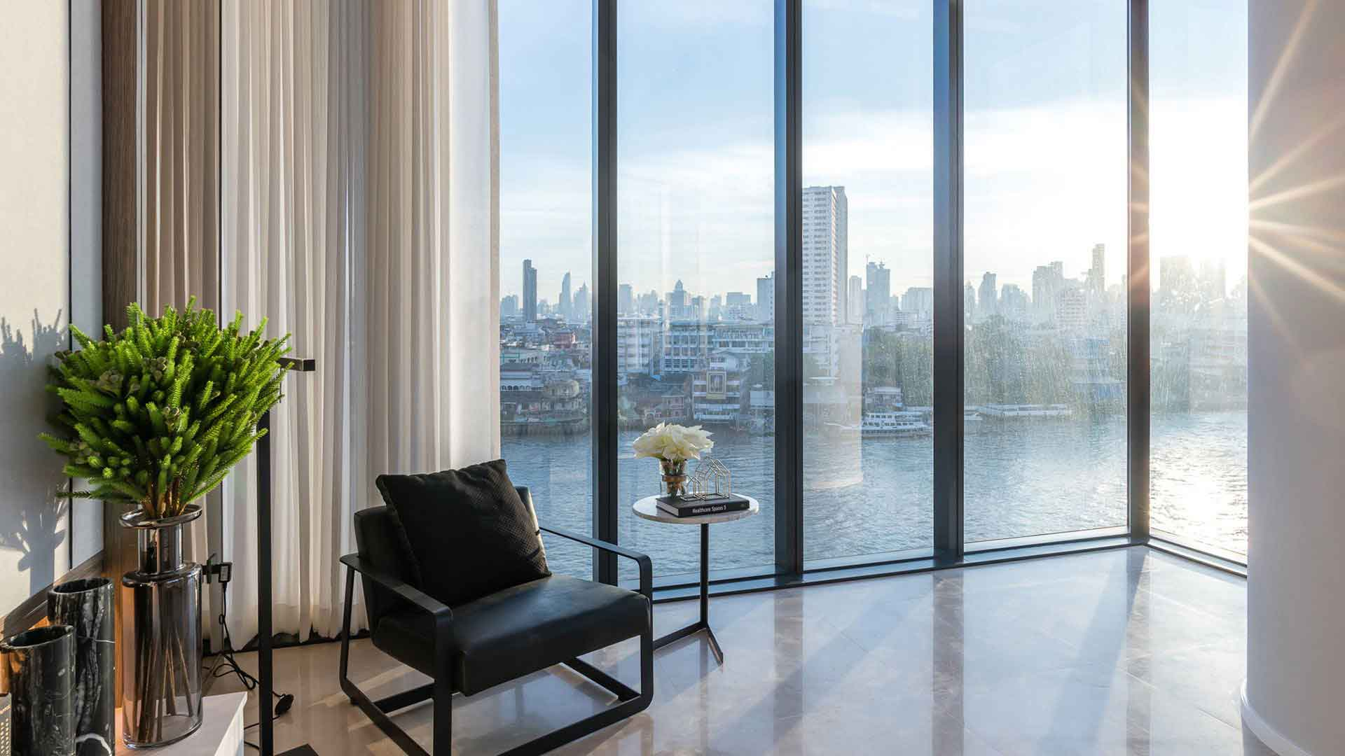 Banyan Tree Residences Riverside Bangkok Interior 6