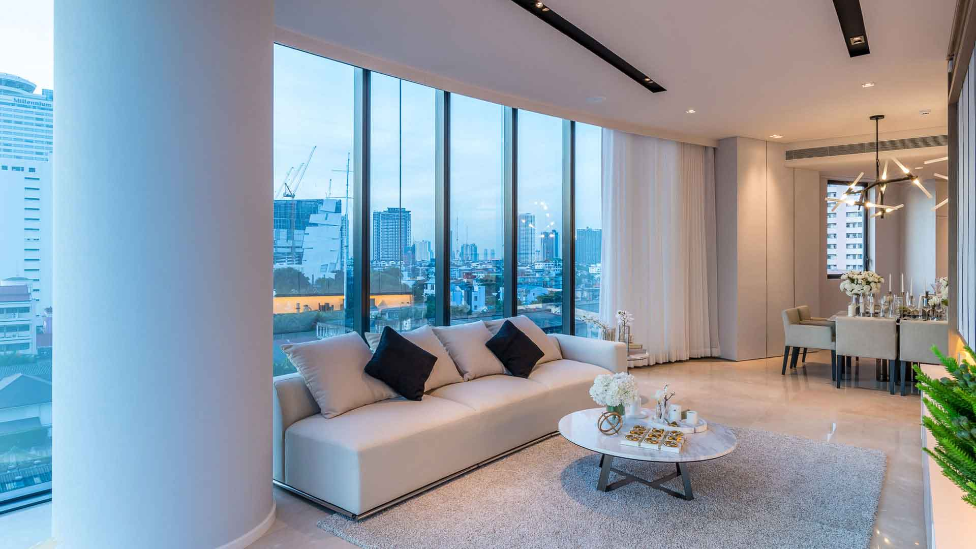 Banyan Tree Residences Riverside Bangkok Interior 11