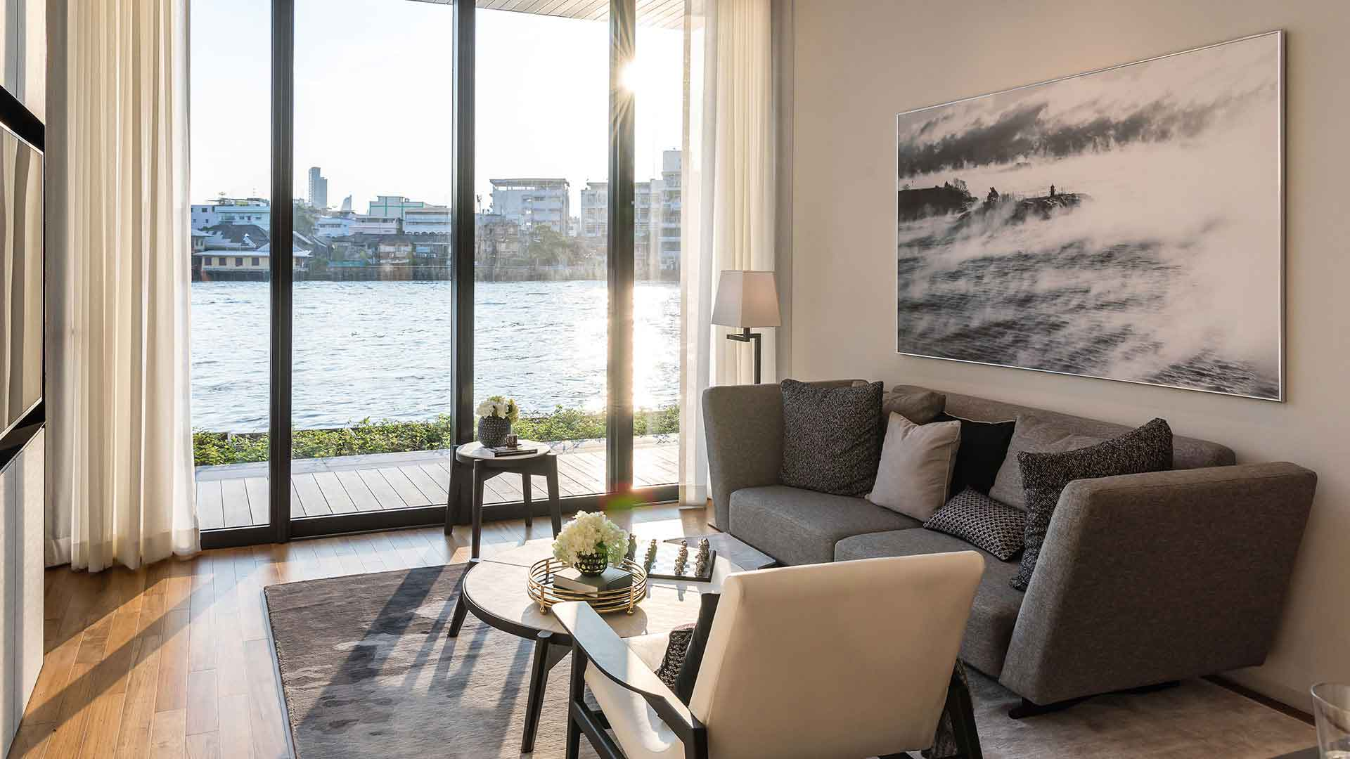 Banyan Tree Residences Riverside Bangkok Interior 14