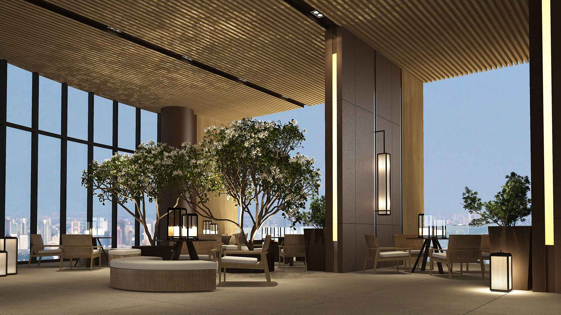 Banyan Tree Residences Riverside Bangkok Interior 15