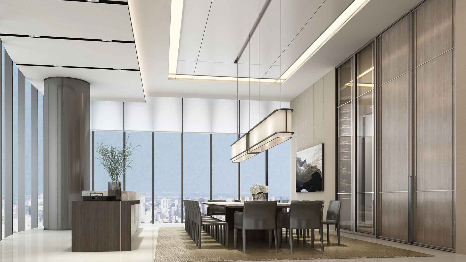 Banyan Tree Residences Riverside Bangkok Interior 16