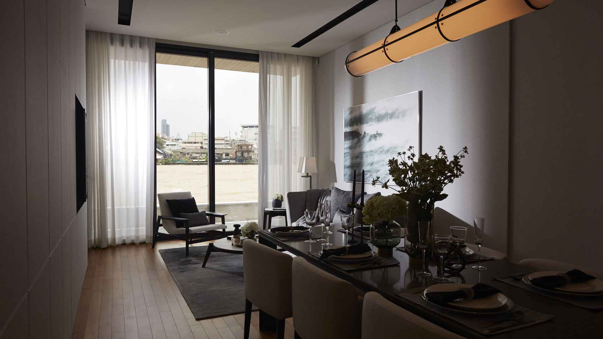Banyan Tree Residences Riverside Bangkok Interior 18